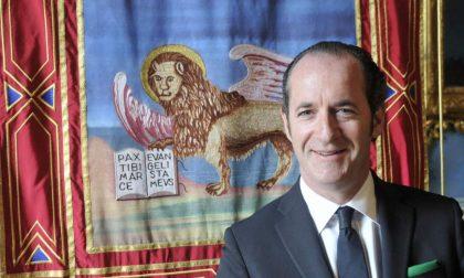 Luca Zaia presidente della Regione Veneto è il più amato d'Italia