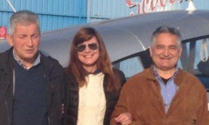L'ex sindaco Nicoletti è il nuovo presidente dell'Aeroclub