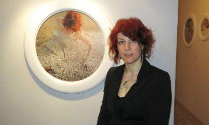 Francesca Della Toffola a Ceggia con Accerchiati Incanti