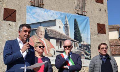 Inaugurato il sentiero di Papa Giovanni XXIII