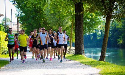Allenamento per la mezza maratona con il campione azzurro Salvatore Bettiol