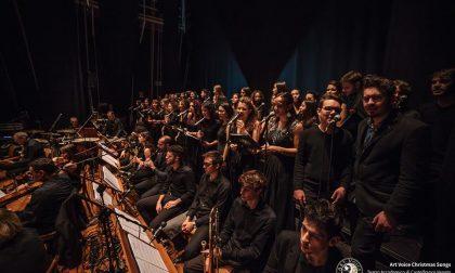 Le voci di Art Voice Academy sul palcoscenico di Sanremo Young