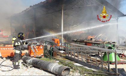 Due cavalli morti in un incendio a San Fior
