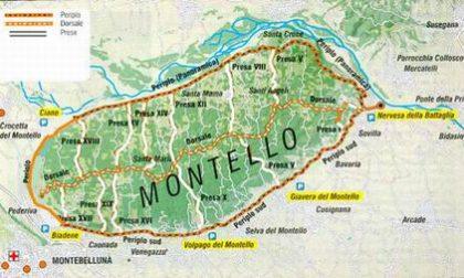 Si ridisegna il Montello e Montelletto