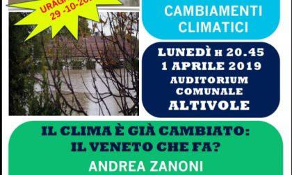 Cambiamenti climatici e conseguenze sul Veneto