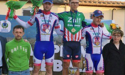 Enrico Zanoncello vince il Giro delle Balze