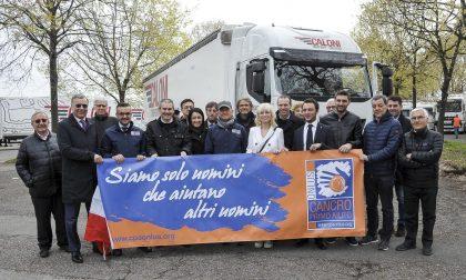 Netweek per gli alluvionati del Veneto consegnati gli aiuti