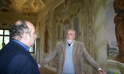 "I ""nuovi affreschi"" di Villa Pisani"