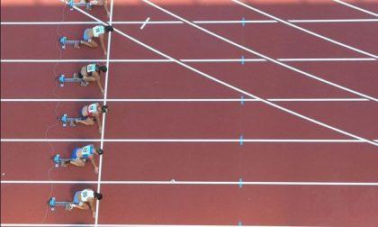 Atletica a Padova, Tonella e Ndiaye a spalla nei 60 metri in 6″98