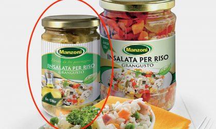 Possibili frammenti di vetro nei vasetti Carrefour richiama insalata per riso