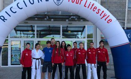 Il karate di Castelfranco conquista successi