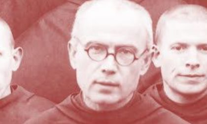 """Padre Kolbe """"letto"""" in Duomo a Montebelluna"""