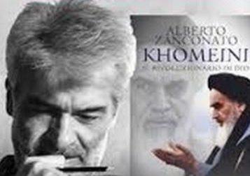 Alberto Zanconato racconta Khomeini