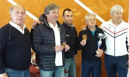 Il TC Ostani trionfa nelle categorie over 45 e 60