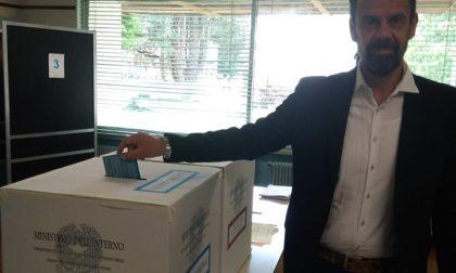 Simone Baggio, nuovo sindaco di Loria