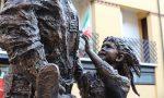 A Castelfranco la prima statua in Italia dedicata ai Vigili del Fuoco