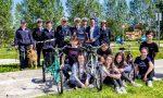 In bici da una costa all'altra degli Stati Uniti: il sogno americano di Gianni Paganin