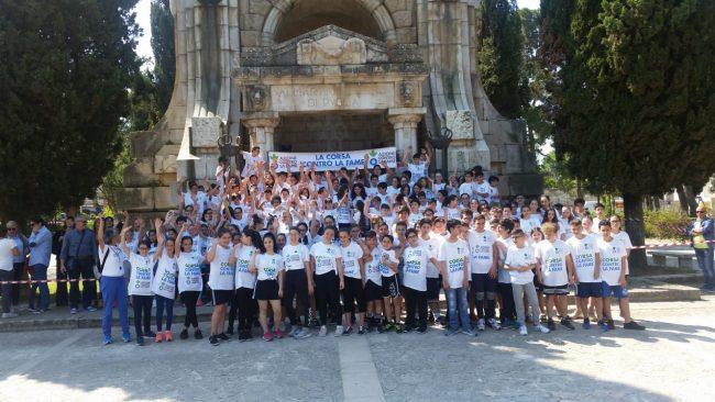 """L'8 maggio torna anche nelle scuole del Veneto la """"Corsa contro la Fame"""""""