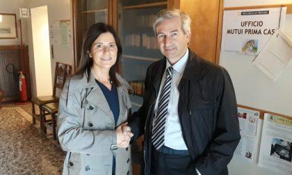 Claudia Benedos è sindaco di Maser