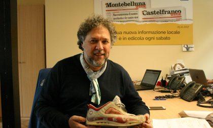 """""""La scarpa dell'America's Cup è nata a Montebelluna"""""""