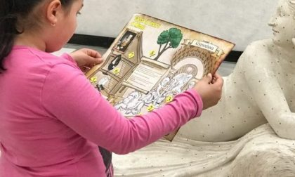 Caccia al tesoro al Museo Canova