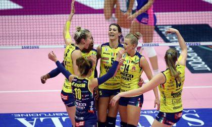 L'Imoco Volley vola a Berlino per la finale di Champions League