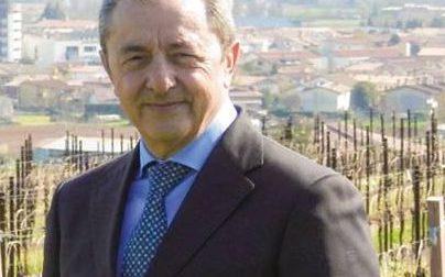 Maurizio Cavallin è sindaco di Giavera del Montello