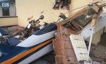 Ultraleggero su una casa a Caerano, due morti