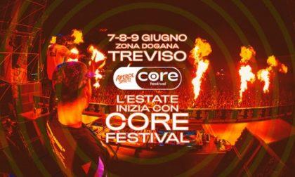 Presentate le star del Core Festival Aperol Spritz