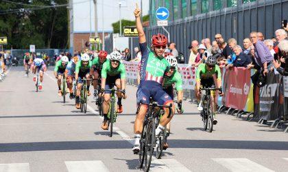 Cittadella: quinta vittoria per Enrico Zanoncello