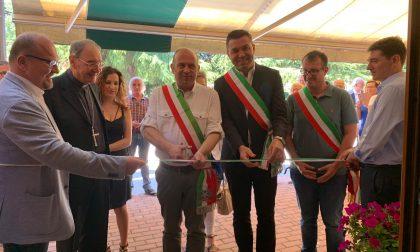 Inaugurato il restauro di Villa Pomini Galli di Fossalunga