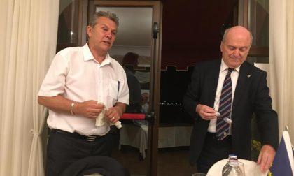 Ermenegildo Giusti è il nuovo socio del Rotary Club di Montebelluna