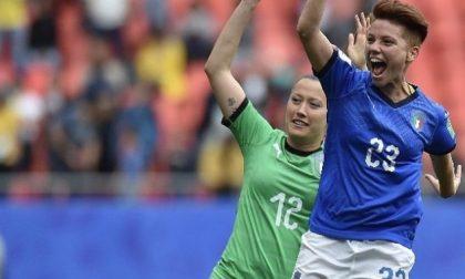 Manuela Giugliano, Istrana è ai Mondiali di Calcio