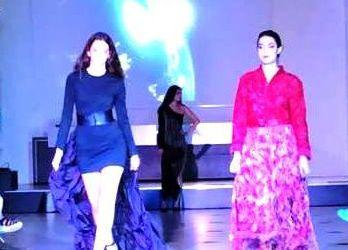 Prima sfilata dell'Asolo Fashion Lab VIDEO