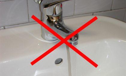 Godego, troppo cloro, non usate acqua del rubinetto