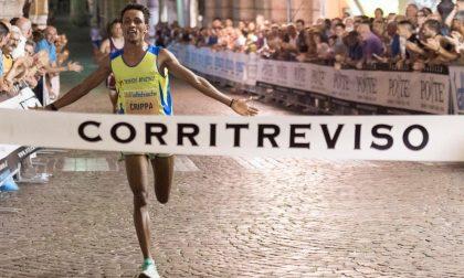 Corritreviso, trionfano Neka Crippa e Romagnolo