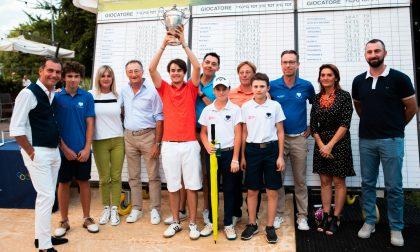 A Filippo Crema la 16th President's Cup di golf