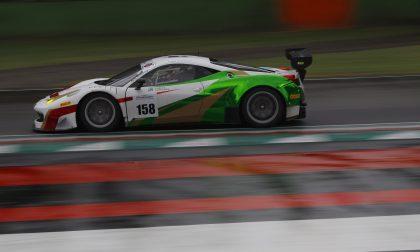 Giorgio Sernagiotto vince gara 1 a Imola