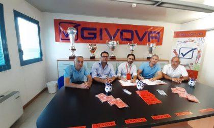 Treviso A.c., il partner tecnico è Givova