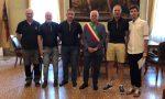 Cinque castellani sulla Via della Seta italiana