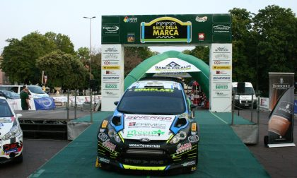 Il Rally della Marca a Montebelluna