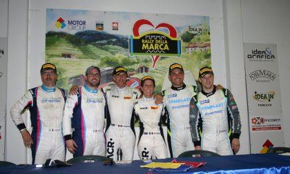 Luca Pedersoli vince il 36° Rally della Marca