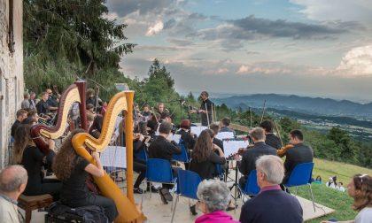Concerto all'aperto tra musica e natura