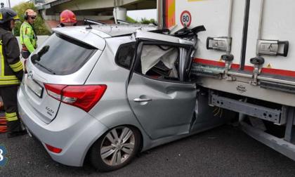Incidente mortale sulla A4