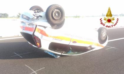 Ancora un grave incidente sull'A4 a San Donà
