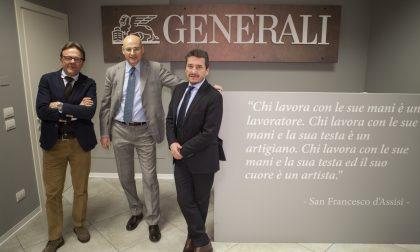 """""""L'economia del benessere"""" con le Generali di Montebelluna"""