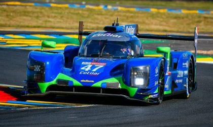 Le Mans, Giorgio Sernagiotto è al 18esimo posto