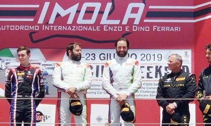 Sernagiotto trionfa al campionato Gt Sprint