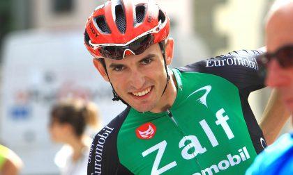 Giro U23: argento per Gregorio Ferri a Pescia