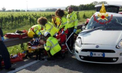 Grave incidente a Pederobba, un ferito in serie condizioni